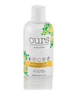 Ours 3-in-1 Hydrating Oil