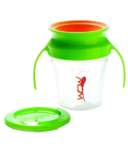 Wow Gear Baby Wow Cup Green & Orange