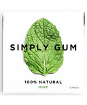 Simply Gum Mint Natural Chewing Gum