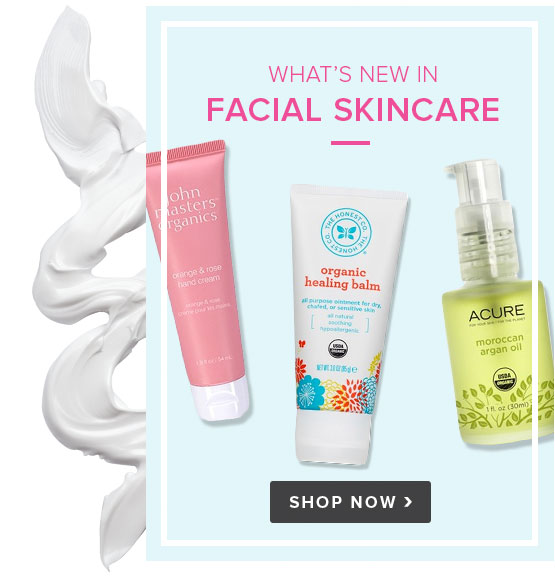 What's New in Skincare