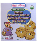 Healthy Times Vanilla Arrowroot Cookies