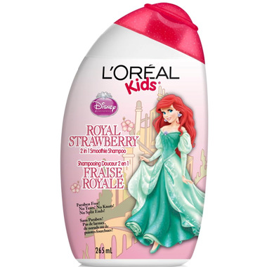 L\'Oreal Kids Princesses 2-in-1 Shampoo