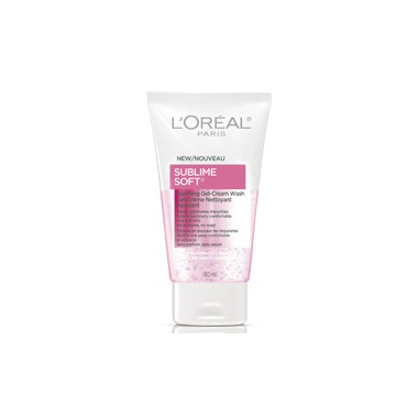 L\'Oreal Sublime Soft Soothing Gel-Cream Wash