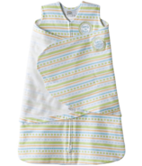 Halo SleepSack Swaddle Cotton Stripes Dot Print