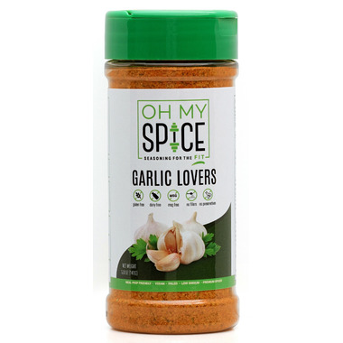 Oh My Spice Garlic Lovers Spice