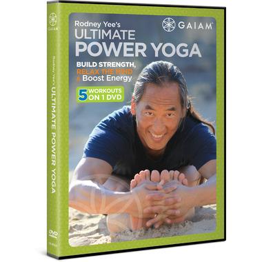 Ultimate Power Yoga with Rodney Yee