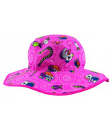 Banz Girls Reversible Coolgardie Bucket Hat