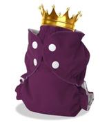 AppleCheeks Diaper Cover Suddenly Royal