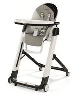 Peg Perego Siesta High Chair Palette Grey