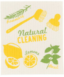 Now Designs Swedish Dishcloth Natural Cleaning