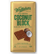 Whittaker's Coconut Block Chocolate
