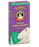 Annie's Homegrown Shells & White Cheddar