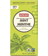 Alter Eco Dark Organic Chocolate Mint