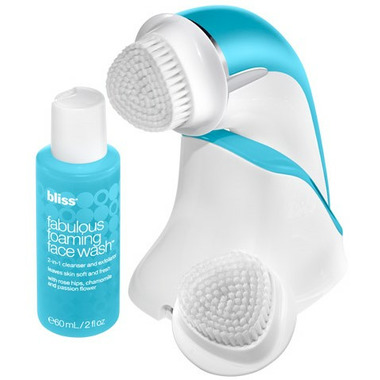 Bliss Sweeping Beauty Sonic Cleansing Device