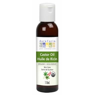 Aura Cacia Organic Castor Oil