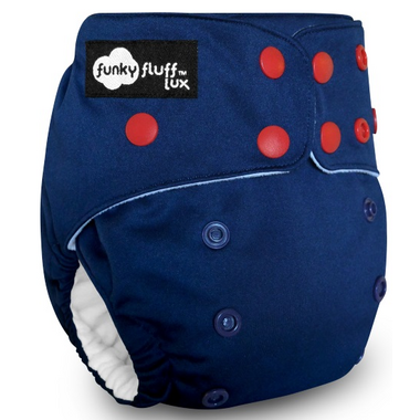 Funky Fluff Bamboo Diaper System Maverick
