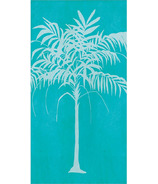 Elise Tropical Guest Towel Palm