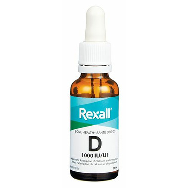 Rexall Vitamin D Liquid