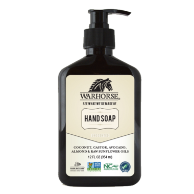 Warhorse Hand Soap Unscented