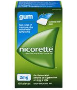 NICORETTE Gum EXTREME CHILL Mint