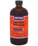 NOW Foods Liquid Multi Vitamin