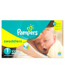 Pampers Swaddlers Super Pack