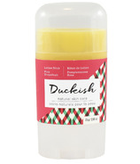 Duckish Natural Skin Care Pink Grapefruit Lotion Stick