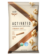 Living Intentions Superfood Popcorn Cinnamon Twist