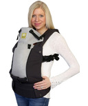 Lillebaby Complete All Seasons Charcoal Silver Baby Carrier
