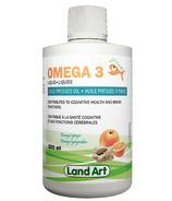 Land Art Omega 3 Cold Pressed Oil