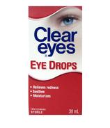 Clear Eyes Eye Drops