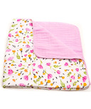 Little Unicorn Cotton Muslin Quilt Berry & Bloom