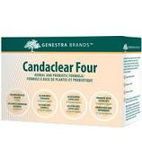 Genestra Candaclear Four Probiotic Formula