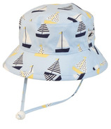 Puffin Gear Camp Hat Sailboat
