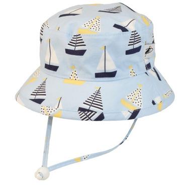 Puffin Gear Camp Hat Sailboat