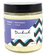 Duckish Natural Skin Care Lavender Body Butter