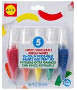 Alex Jumbo Squeezable Brush Paints