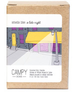 Campy Smells like: A Late Night Soy Candle