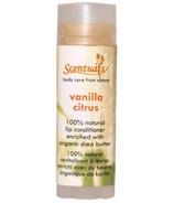 Scentuals 100% Natural Lip Conditioner Vanilla Citrus