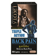 Lakota Triple Action Back Pain Formula