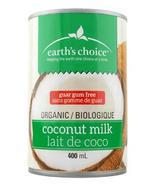 Earth's Choice Organic Coconut Milk Guar Gum Free