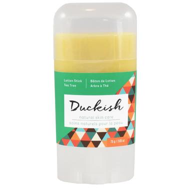 Duckish Natural Skin Care Tea Tree Lotion Stick