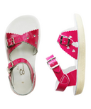 Salt Water Sandals Sweetheart Toddler Sandal Shiny Fuschia