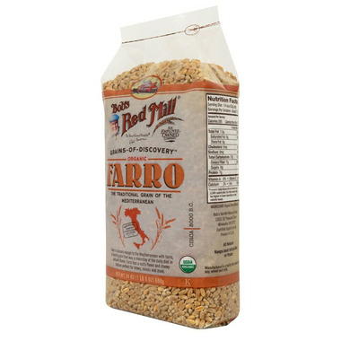 Bob\'s Red Mill Organic Farro