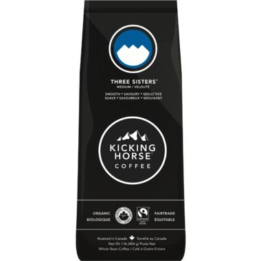 Kicking Horse Coffee Three Sisters Whole Bean