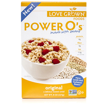 Love Grown Foods Power O S