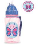 Skip Hop Zoo Straw Bottle Butterfly