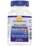 Nature's Harmony Sleep Tight Timed Release Melatonin