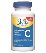 Swiss Natural Timed Release Vitamin C BONUS