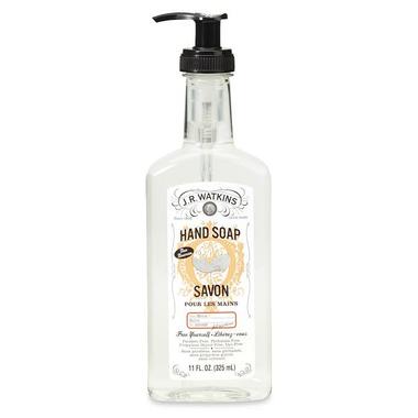 J.R. Watkins Liquid Hand Soap Melon Scent